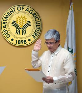 Admin Serafica oath taking